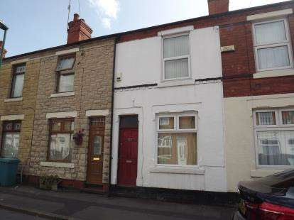 2 Bedrooms Terraced House for sale in Glentworth Road, Radford, Nottingham, Nottinghamshire