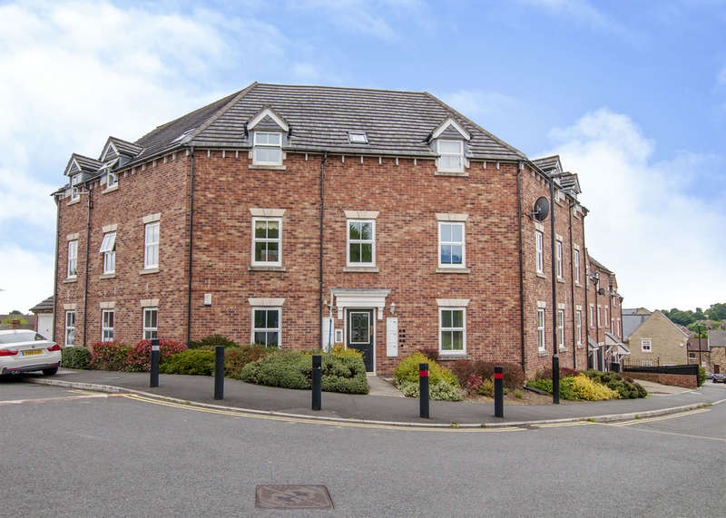 2 Bedrooms Flat for sale in 32 New School Road, Mosborough, S20 5EU