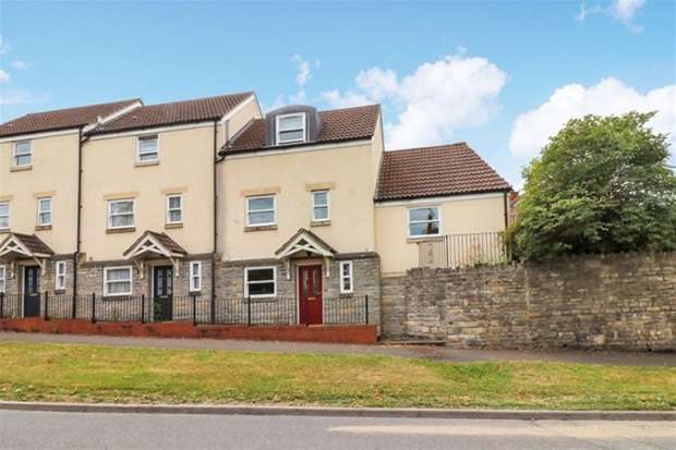 3 Bedrooms Terraced House for sale in Hayes Court, Hindhayes Lane, Street