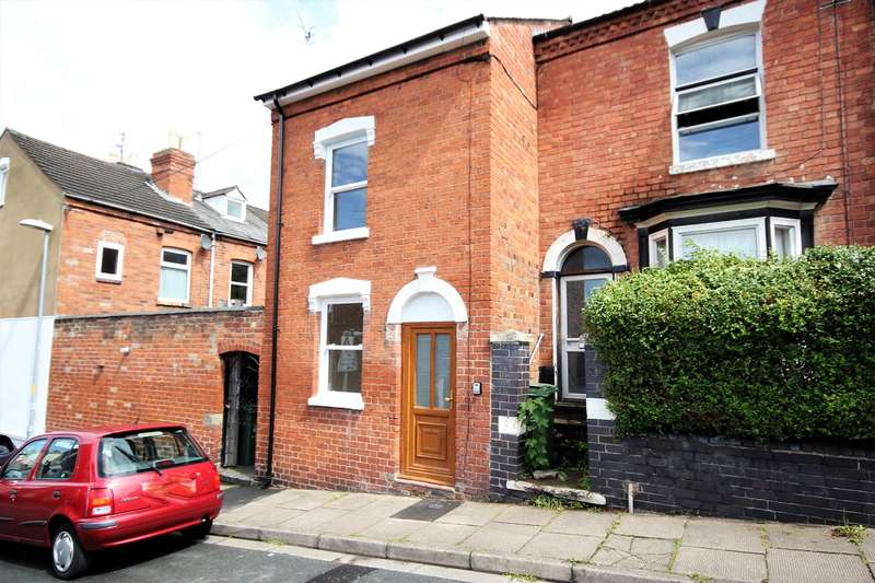 2 Bedrooms End Of Terrace House for sale in Richmond Hill, Worcester, WR5