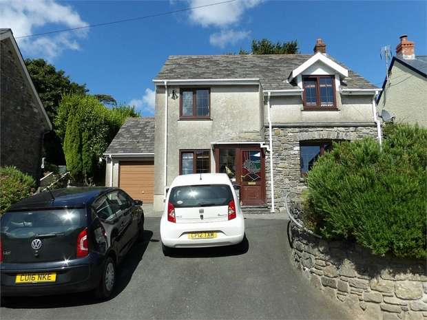 3 Bedrooms Detached House for sale in Cosheston, Cosheston, Pembroke Dock, Pembrokeshire