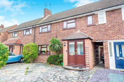2 Bedrooms Terraced House for sale in Heaton Grange, Romford, Essex