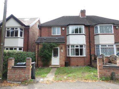 3 Bedrooms Semi Detached House for sale in Haunch Lane, Kings Heath, Birmingham, West Midlands