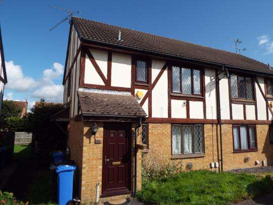 1 Bedroom End Of Terrace House for sale in Yateley, Hampshire
