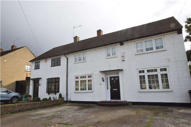 4 Bedrooms Semi Detached House for sale in Chorleywood Crescent, ORPINGTON