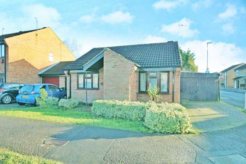 2 Bedrooms Bungalow for sale in Maple Drive, Chellaston