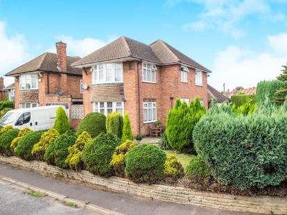 3 Bedrooms Detached House for sale in Bexleigh Gardens, Aspley, Nottingham, Nottinghamshire