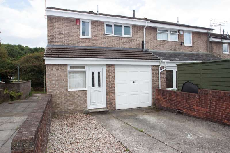 3 Bedrooms End Of Terrace House for sale in Estover, Plymouth