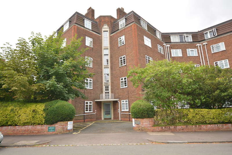 2 Bedrooms Flat for sale in Holly Road, Edgbaston