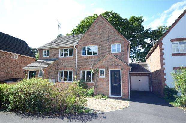 3 Bedrooms Semi Detached House for sale in St. Christophers Close, Aldershot, Hampshire