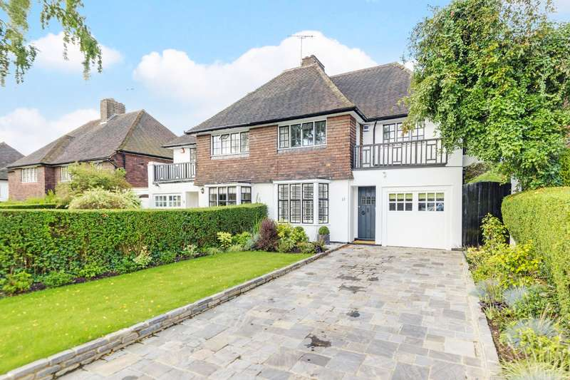 4 Bedrooms House for sale in Cornwood Close, Hampstead Garden Suburb