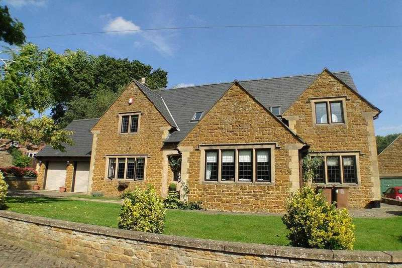 4 Bedrooms Detached House for sale in Ashton House, Hinton Manor Court, Woodford Halse, Daventry
