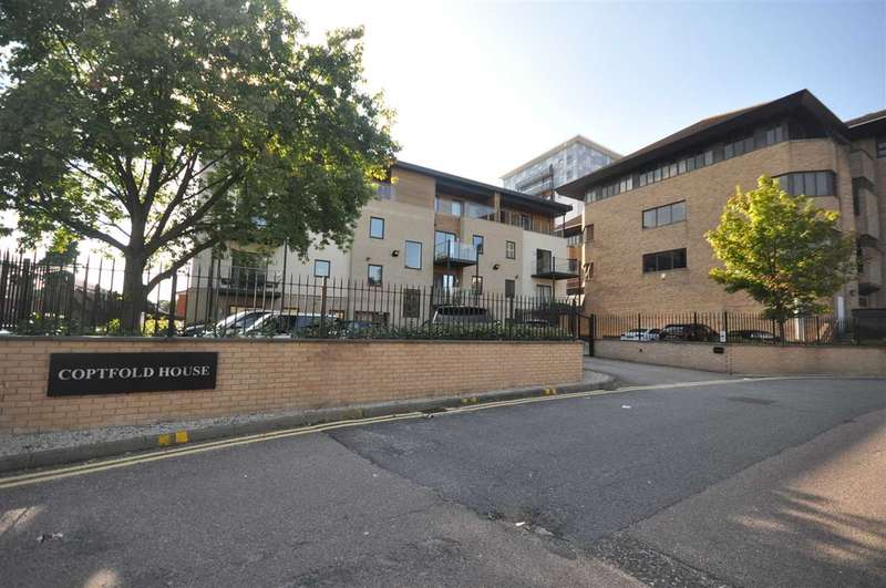 2 Bedrooms Apartment Flat for sale in Coptfold House, New Road, Brentwood