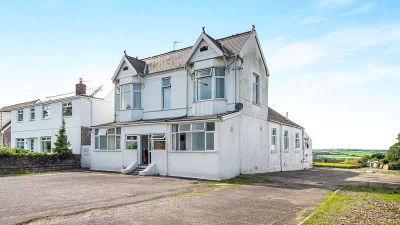 7 Bedrooms Detached House for sale in Port Road East, Barry