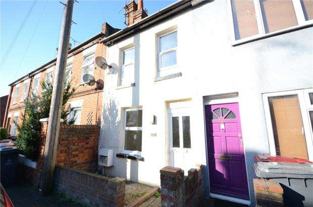 2 Bedrooms Terraced House for sale in Amity Road, Reading, Berkshire