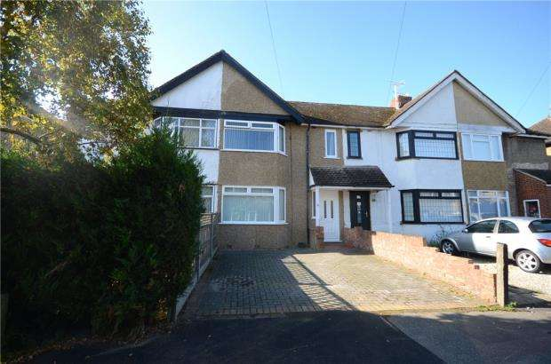 2 Bedrooms Terraced House for sale in Forest Road, Windsor, Berkshire