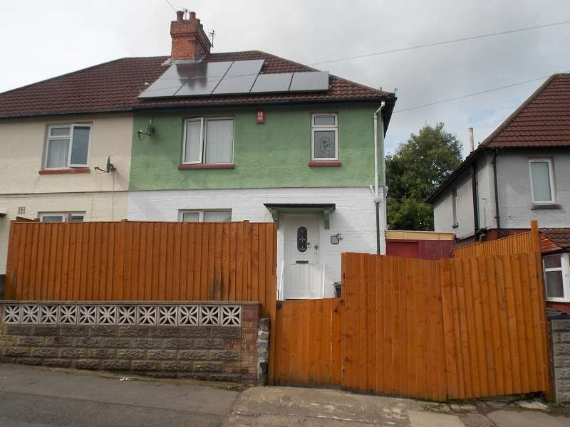 3 Bedrooms Semi Detached House for sale in Redhouse Road, Cardiff, Cardiff. CF5
