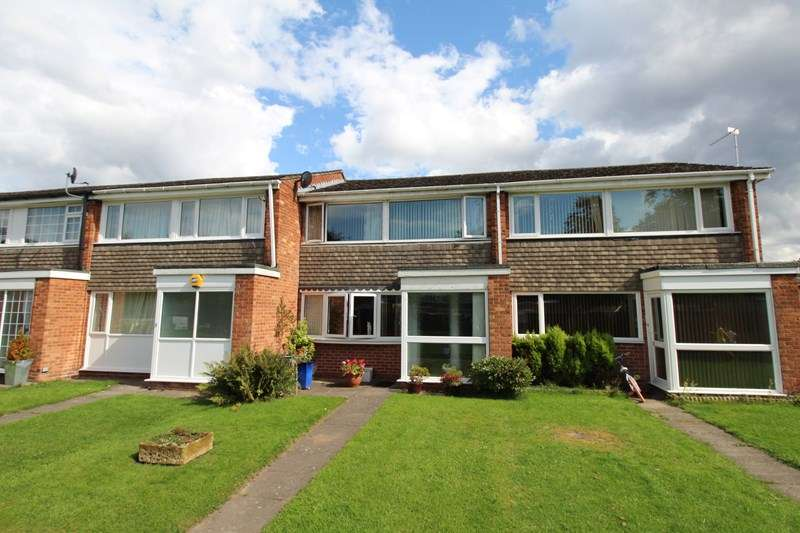 3 Bedrooms Terraced House for sale in Coniston Close, Hall Green, Birmingham