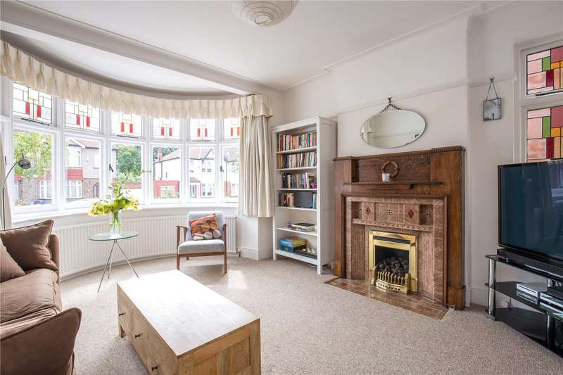 3 Bedrooms Semi Detached House for sale in Arlington Road, Southgate, London, N14