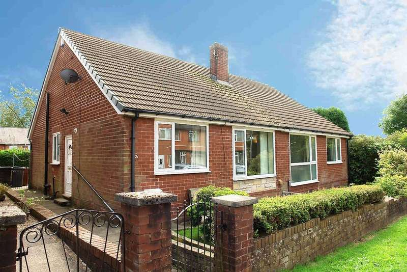 2 Bedrooms Semi Detached Bungalow for sale in 2A Lime Grove, Royton