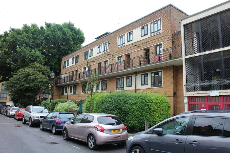 2 Bedrooms Flat for sale in St. Peter's Street, London