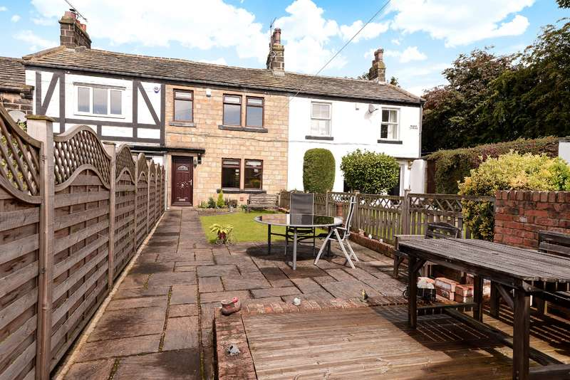 3 Bedrooms Cottage House for sale in Manor Terrace, Yeadon, Leeds, LS19 7NY