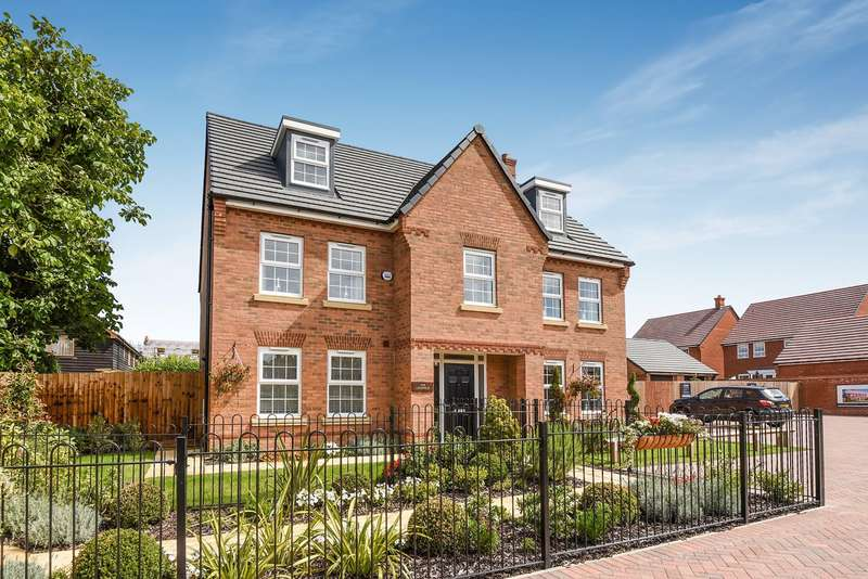 5 Bedrooms Detached House for sale in Bramble Corner, Langford, Biggleswade, SG18