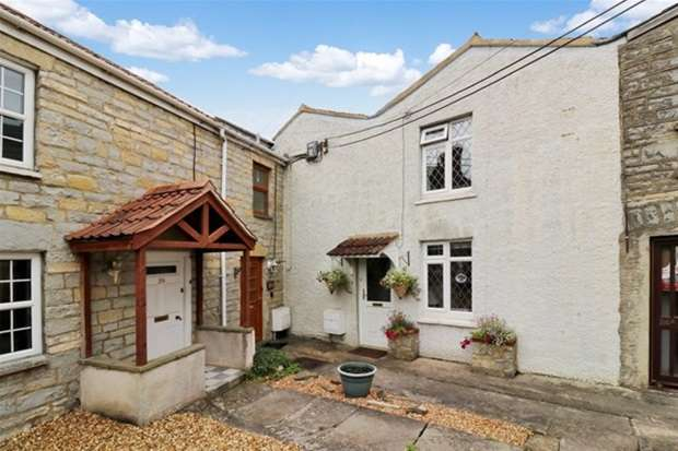 2 Bedrooms Terraced House for sale in Somerton Road, Street