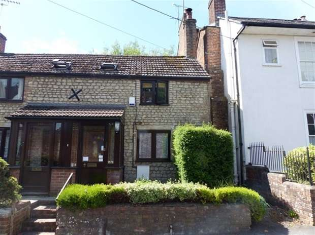2 Bedrooms Semi Detached House for sale in Boreham Road, Warminster