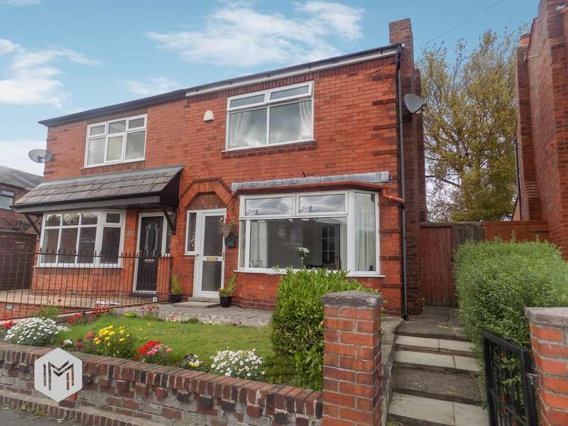 2 Bedrooms Semi Detached House for sale in Langdale Avenue, Wigan, WN1