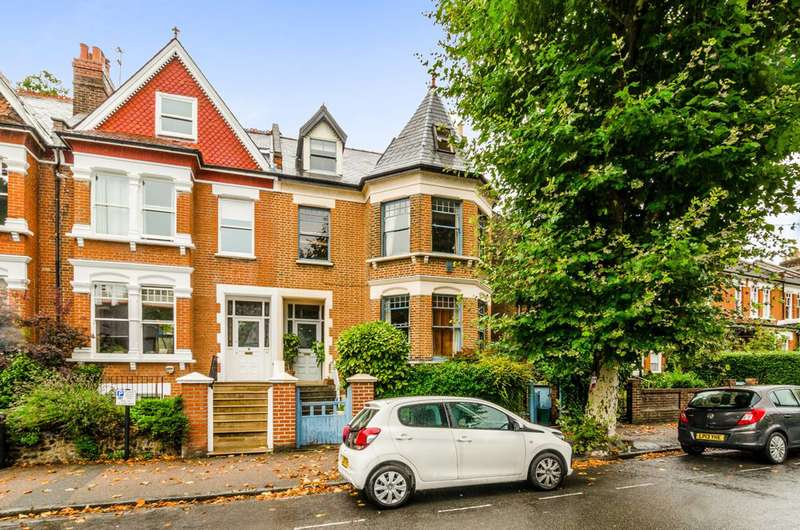 5 Bedrooms House for sale in Mount View Road, Crouch End, N4