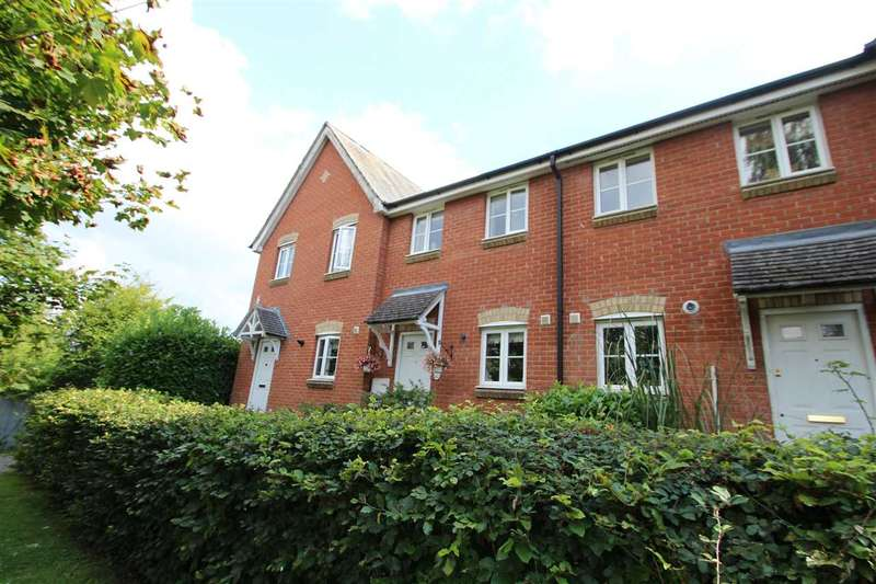 2 Bedrooms Terraced House for sale in Sampson Drive, Long Melford