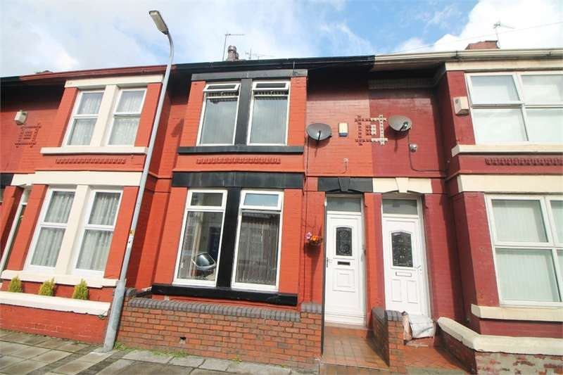 3 Bedrooms Terraced House for sale in Rufford Road, BOOTLE, Merseyside