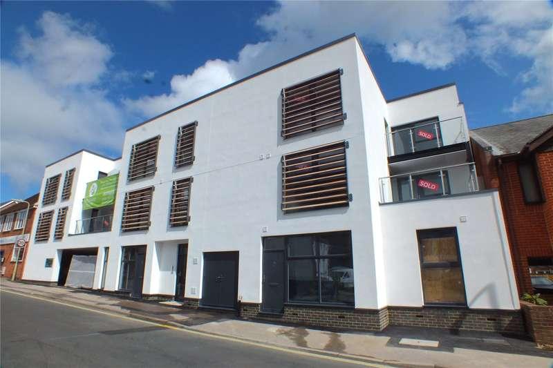 2 Bedrooms Flat for sale in Church Road, Fleet, GU51