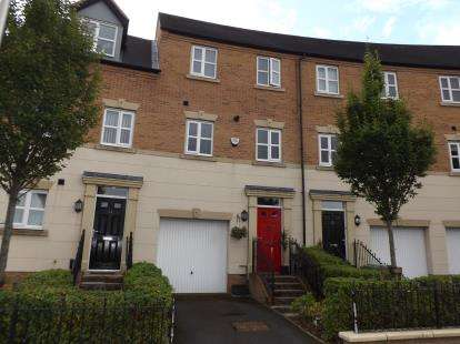 3 Bedrooms Terraced House for sale in Foxfield Road, St. Helens, Merseyside, WA9