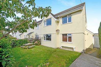 5 Bedrooms End Of Terrace House for sale in St. Newlyn East, Newquay, Cornwall