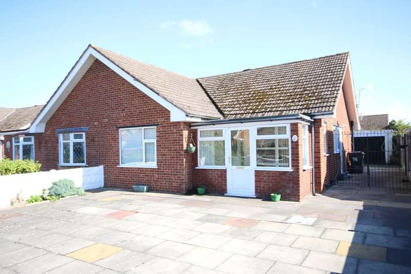 2 Bedrooms Semi Detached Bungalow for sale in Garstang Road, Marshside, Southport