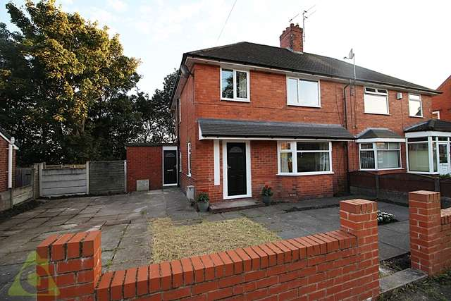 3 Bedrooms Semi Detached House for sale in Crossdale Road, Hindley Green, WN2