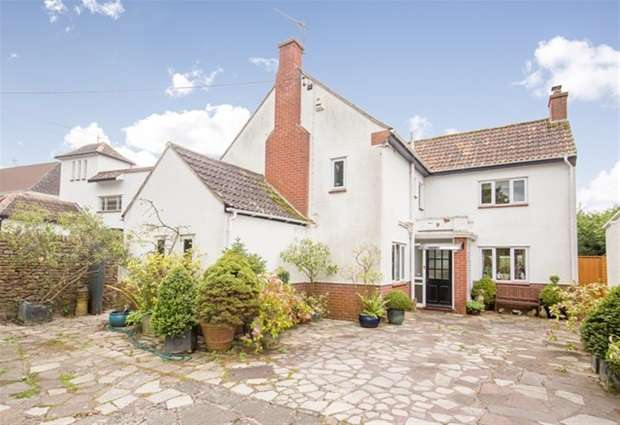 4 Bedrooms Detached House for sale in North Road, Wells