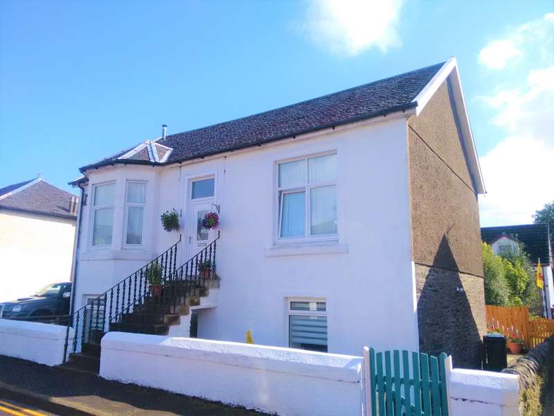 2 Bedrooms Flat for sale in 10 Cromwell Street, Dunoon, PA23 7AU