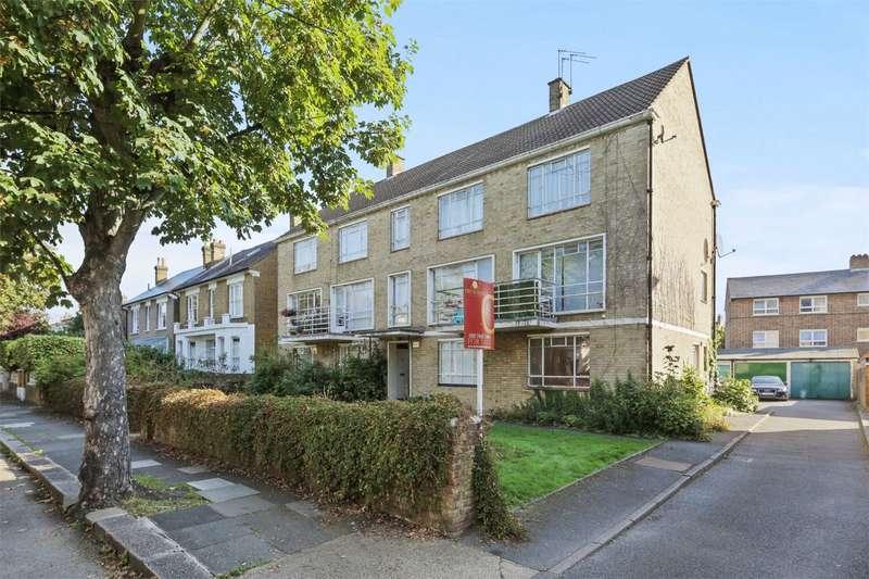 Flat for sale in Ashchurch Park Villas, Shepherds Bush