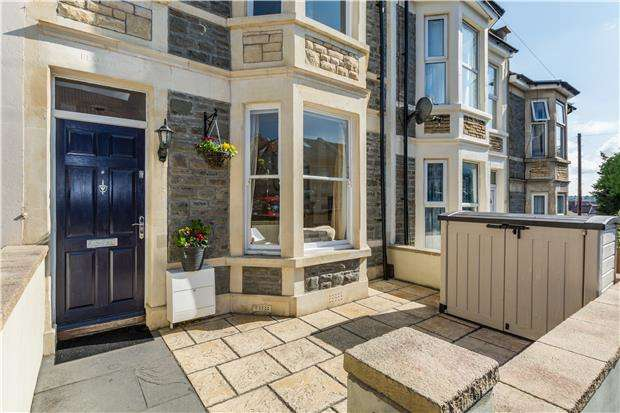 3 Bedrooms Terraced House for sale in Douglas Road, Horfield, BRISTOL, BS7 0JE