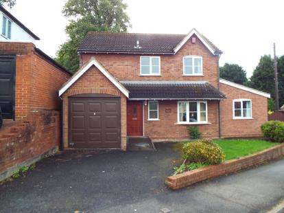 4 Bedrooms Detached House for sale in Parkfield Road, Stourbridge, West Midlands