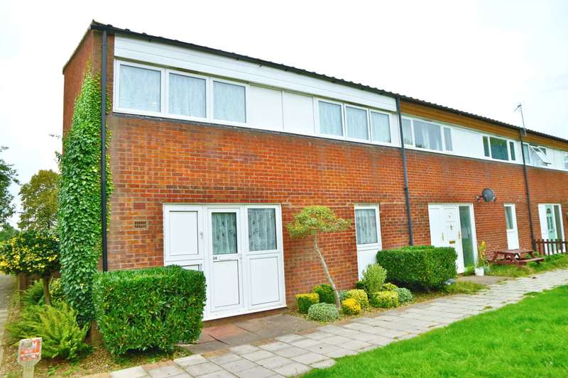 3 Bedrooms End Of Terrace House for sale in Wainers Croft, Greenleys