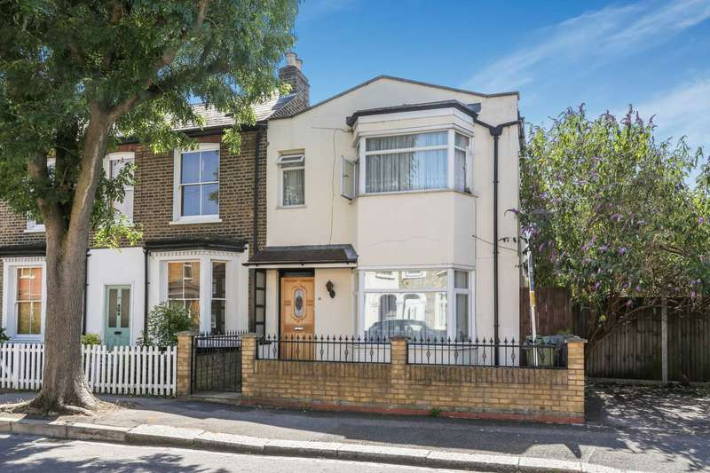 3 Bedrooms End Of Terrace House for sale in Amberley Road, Leyton