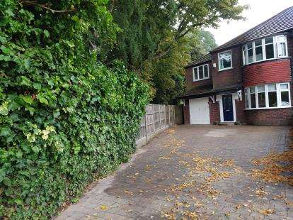 4 Bedrooms Semi Detached House for sale in Frieston Road, Timperley, Altrincham, Greater Manchester