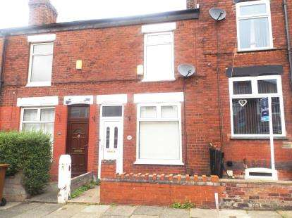 2 Bedrooms Terraced House for sale in Courthill Street, Offerton, Stockport, Cheshire