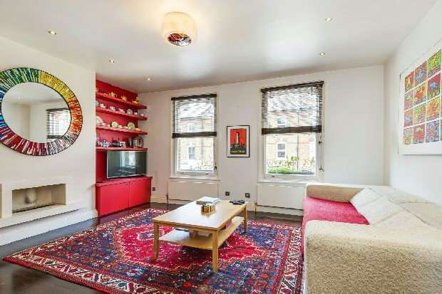 3 Bedrooms Flat for sale in Loveridge Road, West Hampstead, NW6