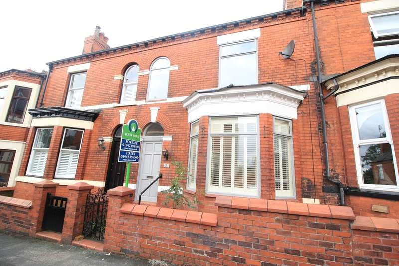 3 Bedrooms Property for sale in Wareing Street, Tyldesley, Manchester, M29