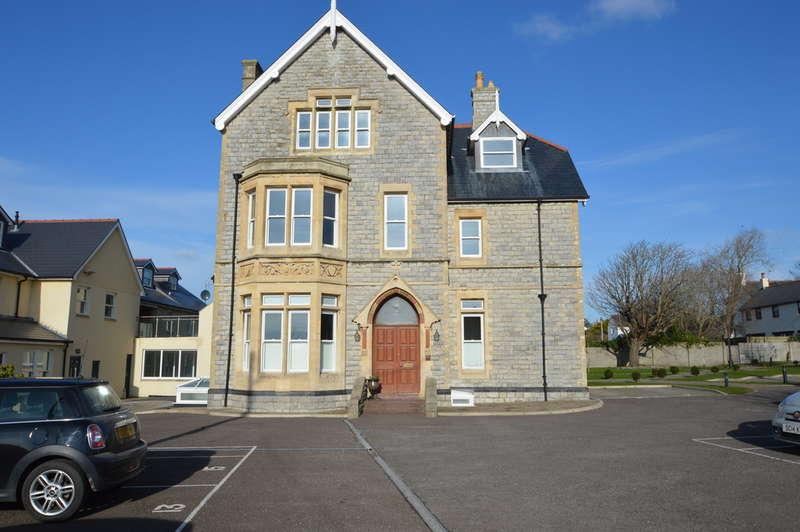 2 Bedrooms Flat for rent in St Illtyds Court , Colhugh Street, Llantwit Major,CF61 1RE